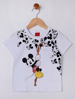 Camiseta-Manga-Curta-Disney-Infantil-Para-Menino---Branco-1