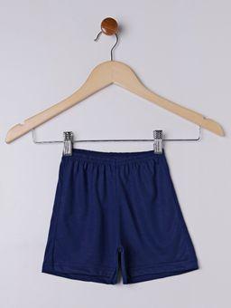 Pijama-Curto-Infantil-Para-Menino---Cinza-azul-Marinho-1