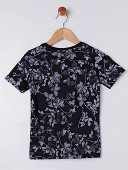 Camiseta-Manga-Curta-Infantil-Para-Menino---Preto-6