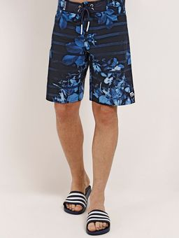 Bermuda-Masculina-Gangster-Azul-Marinho-38