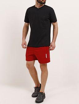 Calcao-Running-Masculino-Adidas-Vermelho-M