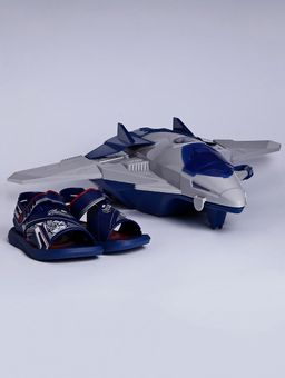 Sandalia-Avengers-Infantil-Para-Menino---Azul-Marinho-25