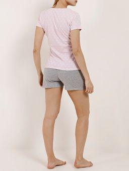 Pijama-Curto-Feminino-Rosa-cinza-P