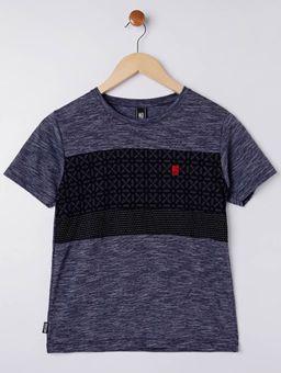 Camiseta-Manga-Curta-No-Stress-Juvenil-Para-Menino---Azul-16