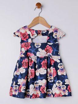 Vestido-Infantil-para-Bebe-Menina---Azul