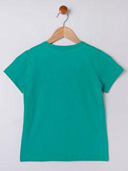Camiseta-Manga-Curta-Disney-Infantil-Para-Menino---Verde-6
