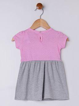 Vestido-Infantil-Para-Bebe-Menina---Cinza-rosa-MB