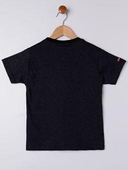 Camiseta-Manga-Curta-Gangster-Infantil-Para-Menino---Preto-6