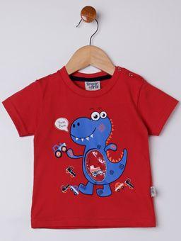 Conjunto-Infantil-Para-Bebe-Menino---Vermelho-azul-M