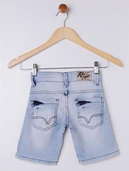 Bermuda-Jeans-Gangster-Infantil-para-Menino---Azul