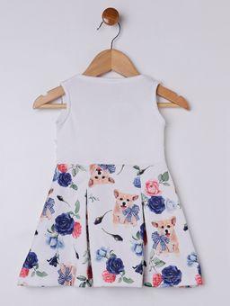 Vestido-Infantil-Para-Bebe-Menina---Bege-azul-P