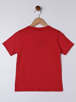 Camiseta-Manga-Curta-Spider-Man-Infantil-Para-Menino---Vermelho-6
