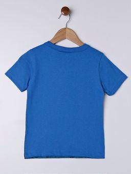 Camiseta-Manga-Curta-Avengers-Infantil-Para-Menino---Azul-6