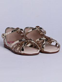 Sandalia-Molekinha-Infantil-Para-Bebe-Menina---Dourado-17