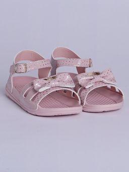 Sandalia-Flik-Infantil-para-Menina---Salmao