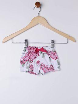 Conjunto-Infantil-Para-Bebe-Menina---Rosa-Pink-branco-P
