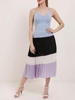 Z-\Ecommerce\ECOMM\FINALIZADAS\Feminino\115027-saia-media-malt-tec-plano-autentique-plissada-bicolor-preto-lilas