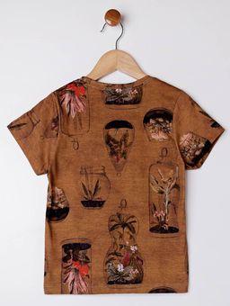 Camiseta-Manga-Curta-Infantil-Para-Menino---Caramelo-6