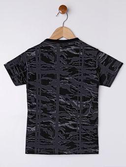 Camiseta-Manga-Curta-Gangster-Infantil-Para-Menino---Preto-cinza-6