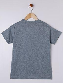 Camiseta-Manga-Curta-Gangster-Juvenil-Para-Menino---Azul-16