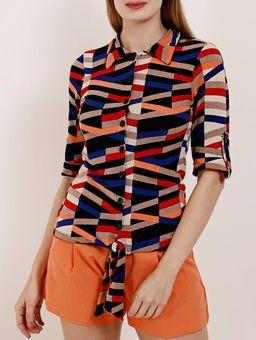 Z-\Ecommerce\ECOMM\FINALIZADAS\Feminino\122645-camisa-mga-3-4-adulto-la-gata-estamp-c-amarr-azul-vermelho