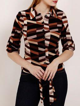 Z-\Ecommerce\ECOMM\FINALIZADAS\Feminino\122645-camisa-mga-3-4-adulto-la-gata-estamp-c-amarr-marrom