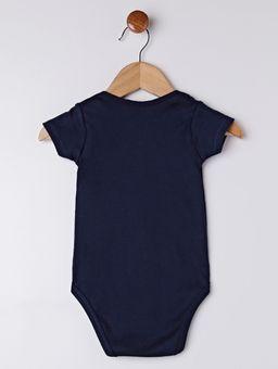 Body-Infantil-Para-Bebe-Menina---Azul-Marinho-P