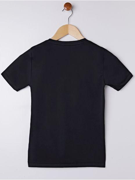 Camiseta-Manga-Curta-Topper-Juvenil-para-Menino---Preto