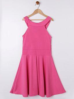 Vestido-Juvenil-Para-Menina---Rosa-Pink-16