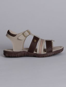 Sandalia-Infantil-para-Menino---Bege-marrom