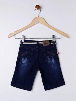 Bermuda-Jeans-Infantil-Para-Menino---Azul-Marinho-1