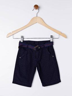 Bermuda-Sarja-Infantil-Para-Menino---Azul-Marinho-1
