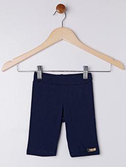 Bermuda-de-Tecido-Infantil-Para-Menina---Azul-Marinho-1