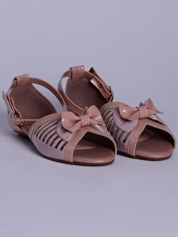 Sandalia-Rasteira-Infantil-para-Menina---Rose