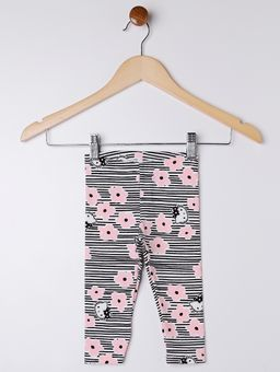Conjunto-Hello-Kitty-Infantil-para-Bebe-Menina---Cinza-preto