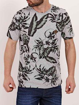 Camiseta-Manga-Curta-Masculina-Full-Surf-Chumbo-verde