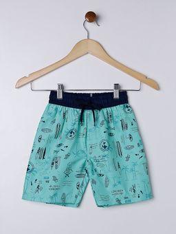 Bermuda-Estampada-Infantil-para-Menino---Verde