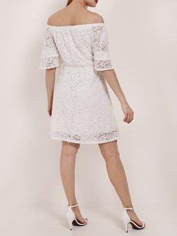 Vestido-Curto-Feminino-Autentique-Branco-P