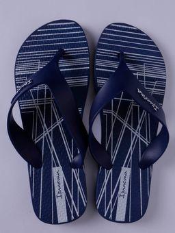 Chinelo-Masculino-Ipanema-Deck-Azul-37-38