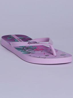 Chinelo-Feminino-Ipanema-Sem-Igual-Universo-Bordado-Rosa