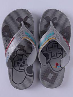 Chinelo-Playstation-Grendene-Kids-Infantil-Para-Menino---Cinza-37