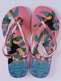 Chinelo-Feminino-Havaianas-Slim-Tropical-Coral-rose-33-34