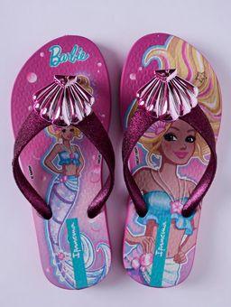 Chinelo-Ipanema-Barbie-Sereia-Infantil-Para-Menina---Rosa-25-26