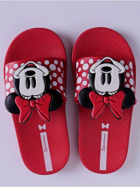 Chinelo-Slide-Ipanema-Disney-Infantil-Para-Menina---Vermelho-branco-25