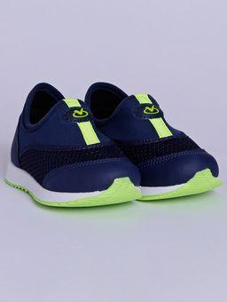 Tenis-Infantil-Para-Bebe-Menino---Azul-Marinho-verde-19
