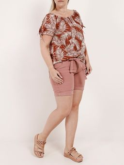 Short-Sarja-Plus-Size-Feminino-Amuage-Rose-44