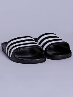 Chinelo-Slide-Masculino-Adidas-Adilette-Aqua-Preto-branco