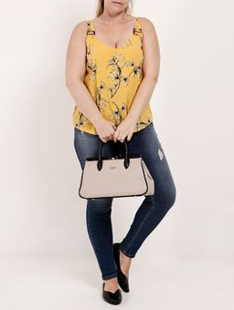Blusa-Regata-Plus-Size-Feminina-Cativa-Amarelo-EG