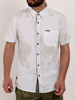 Camisa-Manga-Curta-Masculina-Gangster-Branco-P