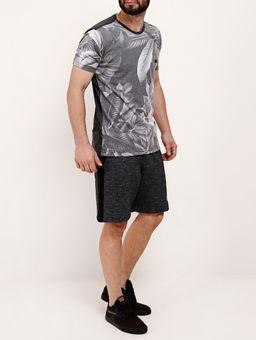Camiseta-Manga-Curta-Masculina-Gangster-Cinza-P